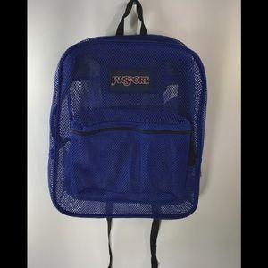 New Jansport Mesh Backpack